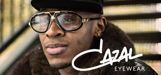 Cazal Eye Glasses